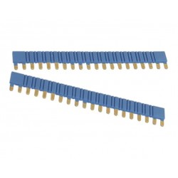 Base Rail DIN 1 y 2 contactos para reles  G2R