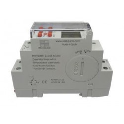 MWTI230R1 Interruptor horario digital