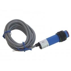 Interruptor de detección fotoeléctrico Distancia Difusa: 10 cm Retrorreflectivo: 2m Haz: 5m